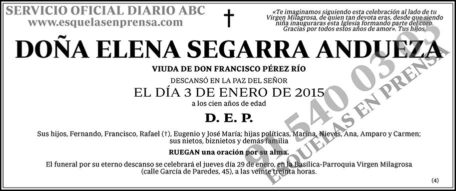 Elena Segarra Andueza